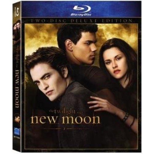 The Twilight Saga: New Moon (Two-Disc Deluxe Edition) Blu-ray