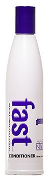 NISIM FAST Conditioner No Sulfates, Parabens & DEA 10 oz.