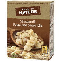 Back To Nature Stroganoff Pasta & Sauce Mix, 6.6-Ounce Boxes (Pack of 12)