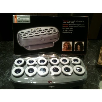 BaBylissPRO Babyliss Pro Ceramic Hair Setter Instant Heat 12 Rollers