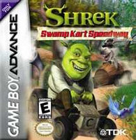 TDK Mediactive Shrek: Swamp Kart Speedway