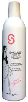 Famousse Versatile Gel Styling Mousse - 7 oz