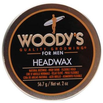 Woody's HeadWax for Men, 2 oz