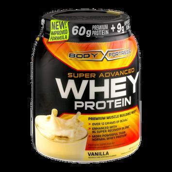 Body Fortress Super Advanced Whey Protein Vanilla