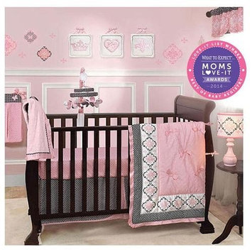 Lambs & Ivy - Duchess - 9-piece Crib Bedding Set