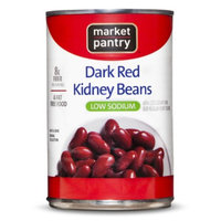 market pantry Market Pantry Low Sodium Dark Red Kidney Beans 15.5 oz
