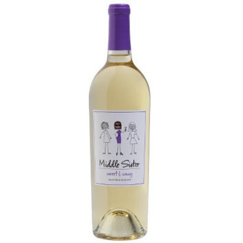 Middle Sister Mid Sis Sweet & Sassy Moscato 750 ml