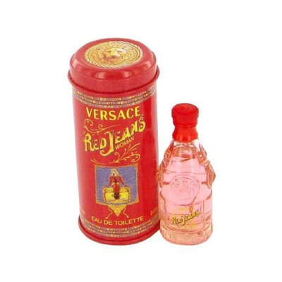 RED JEANS by Versace Mini EDT .25 oz for Women