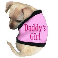 Pet Tease Daddy's Girl Dog Tank, Pink
