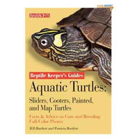 Topdawg Pet Supply Aquatic Turtles: Sliders, Cooters, Painted, and Map Turtles (Reptile Keeper's Guide)