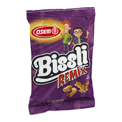 Osem Bissli Remix Wheat Snacks