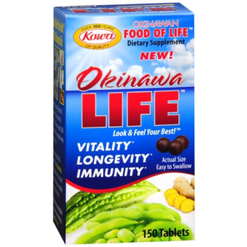 Okinawa Life Food of Life Dietary Supplement, Tablets, 150 ea