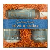 Soothing Touch & Sunshine Spa Soothing Touch Rest and Relax Gift Set 3 Pieces 4 oz