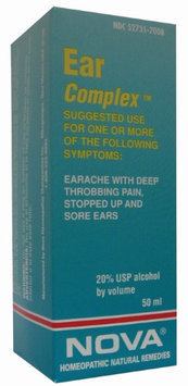 Nova Homeopathic Ear Complex 1.7 OZ