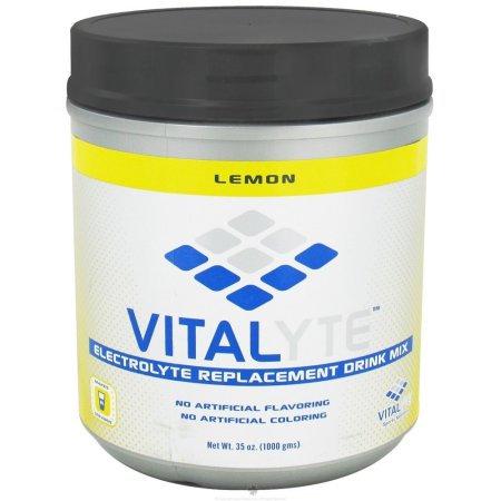Vitalyte Electrolyte Replacement Drink Mix Lemon - 35 oz