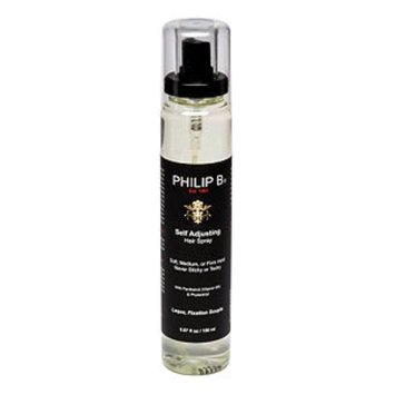 Philip B. Self Adjusting Hair Spray