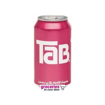 Unknown Tab Soda, 12 oz Can (Pack of 24)