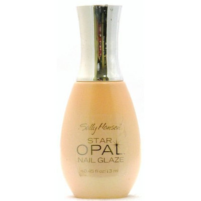 Sally Hansen Opal Nail Polish - Pure White #01