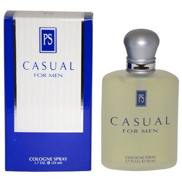 Paul Sabastian Casual for Men by PS Cologne Spray 50ml. 1.7 Fl. OZ.