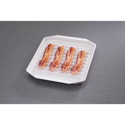 Nordic Ware Microve Compact Bacon Rack 60110 by Northland Aluminum