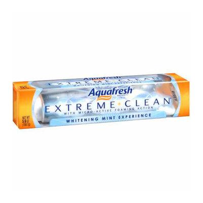 Aquafresh Extreme Clean Whitening Action Toothpaste