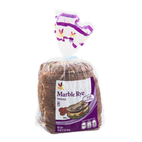 Ahold Marble Rye Bread