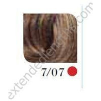 Wella Koleston Perfect Permanent Creme Haircolor 1:1 7/07 Medium Blonde/Natural Brown