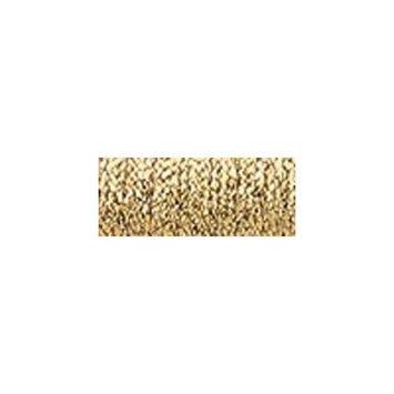 Kreinik 15941 Kreinik Blending Filament 1 Ply 50 Meters - 55 Yards -Aztec Gold