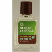 Desert Essence Tea Tree Oil 0.5 fl oz