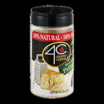 4C Grated Cheese 100% Natural Parmesan