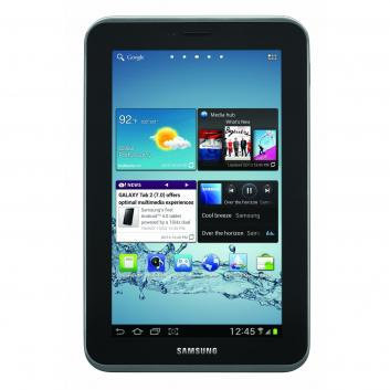 Samsung Galaxy Tab 2 (7-inch, wifi)