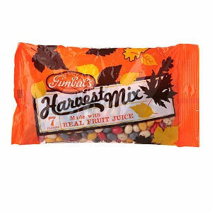 Gimbal's Goumet Harvest Mix Fruit Chews