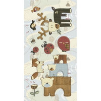 Graham & Brown Forager 3D Stickers