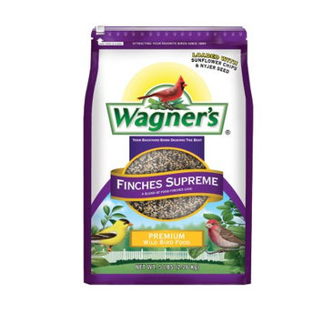 Wagner's Wildlife Food 5 lb. Finches Supreme Wild Bird Food 62068