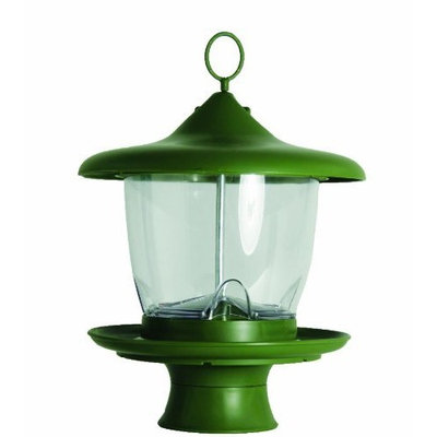Garden Song 105-3 Height-Adjust Bird Feeder with Retractable Cord