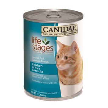 Canidae Pet Foods CD03124 Felidae Chicken & Rice 12 - 13 Oz.