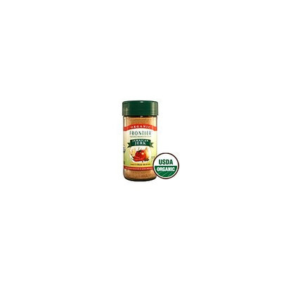 Frontier Natural Products Organic Jamaican Jerk Seasoning Blend -- 2.5 oz