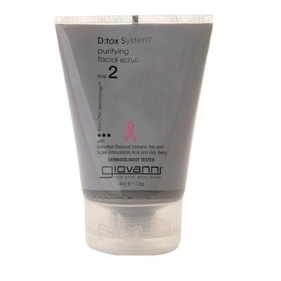 Giovanni D:tox System Purfying Facial Scrub - Step 2