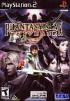 Sega of America Phantasy Star Universe