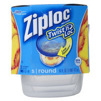 Ziploc Twist 'n Loc Containers & Lids