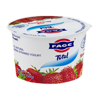 Fage Total Greek Strained Yogurt with Strawberry