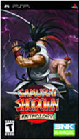 Crave Entertainment Samurai Shodown Anthology
