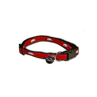 Sporty K9 Dog Collar - University of Arkansas