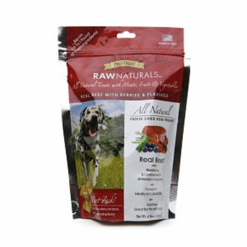 Pro-Treat Raw Naturals Freeze Dried Dog Treats