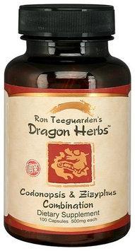 Ginseng and Zizyphus (Tian Wang Bu Xin Dan) Dragon Herbs 100 Caps