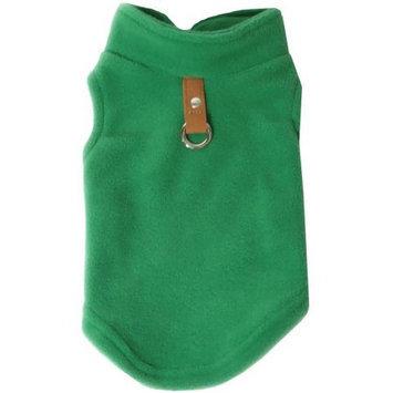 Gooby 72009-GRN-M Argyle Cashmere Sweater Green Medium