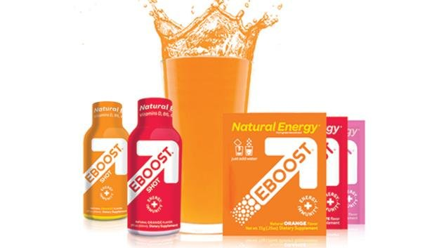 Eboost Energy Drink