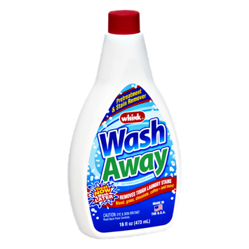 Whink Wash Away Laundry Stain Remover