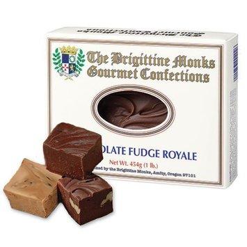 Brigittine Monks Fudge Chocolate Fudge Royale