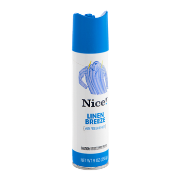 Nice! Linen Breeze Air Freshener